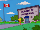 Dodgers of Foreign Wars