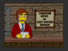 """Today Mounties busted a major American drug smuggling ring. Former US astronaut Homer Simpson was taken into custody."""